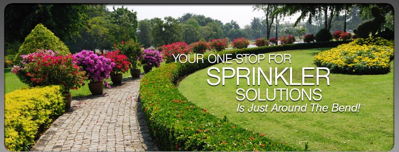 Find all your Irrigation Help & Tutorials for sprinkler repair and installation here at IrrigationRepair.com - We are just around the bend!