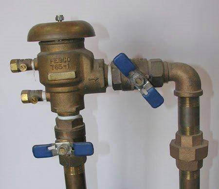 Irrigation Helps Amp Tutorials What Type Of Backflow