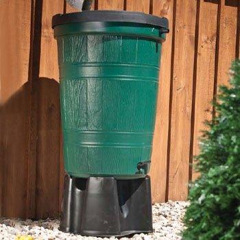 Drip Irrigation Gravity Feed Rain Barrel Drip System