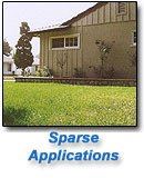Sparse Application