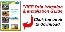FREE Drip Irrigation and Installation Guide